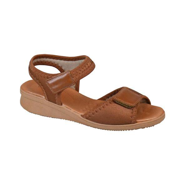 Sandalia-com-Tiras-Fechamento-Comfort-Tamanho--38---Cor--CANELA-0