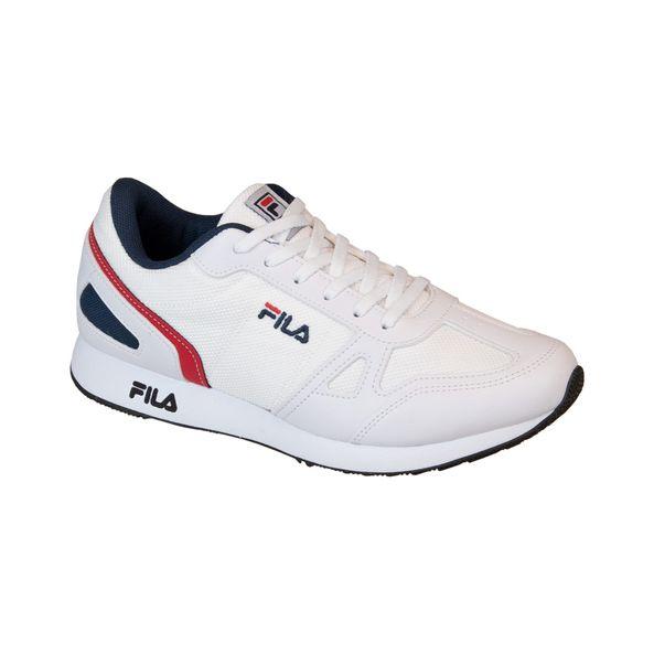 Tenis-Esportivo-Fila-Classic-Runner-Tamanho--38---Cor--BRANCO-0