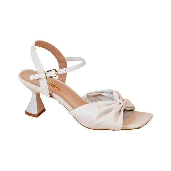 Sandalia-Bico-Quadrado-Estofada-Comfort-Branca-Tamanho--33---Cor--BRANCO-OFF-0