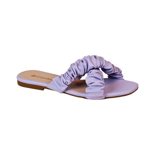 Rasteira-Tiras-Estofadas-Comfort-Lilas-Tamanho--33---Cor--ALFAZEMA-0
