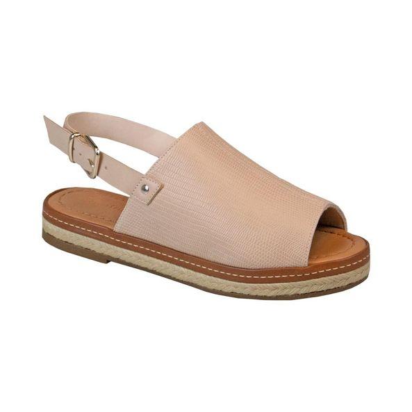 Sandalia-Flat-Estilosa-Comfort-Creme-1519-192-Tamanho--33---Cor--NUDE-0