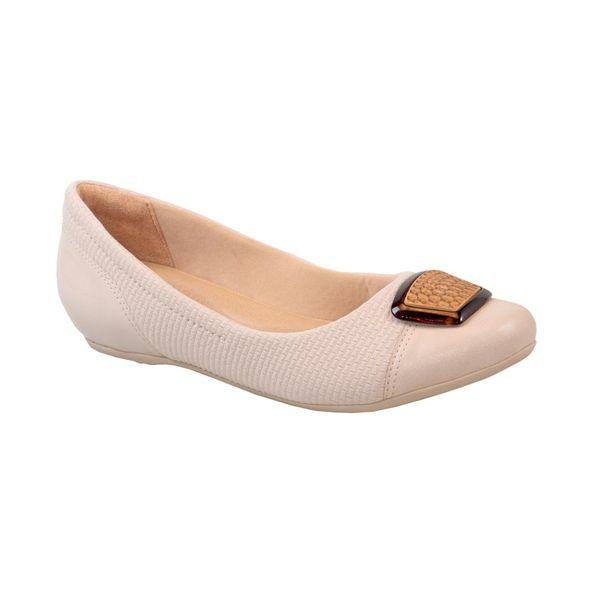 Sapatilha-Flex-Wave-Com-Fivela-Frontal-Comfort-Nude-Tamanho--38---Cor--NUDE-0