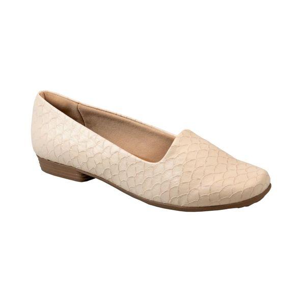 Loafer-com-Textura-Croco-Casual-Comfort-Creme-Tamanho--38---Cor--CREME-0