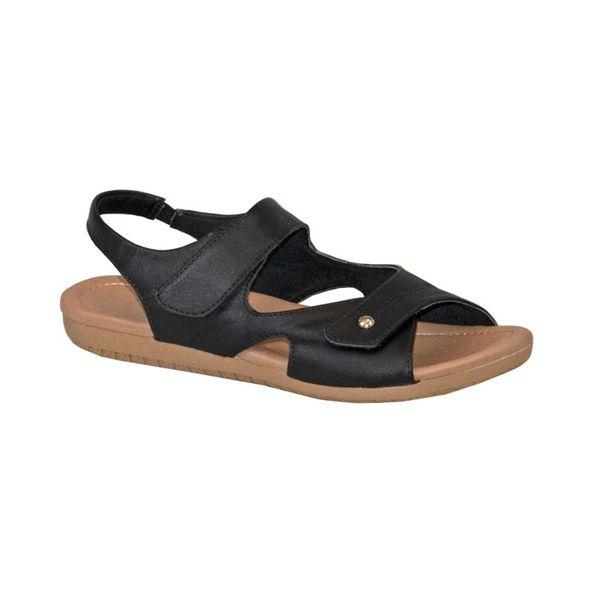 Sandalia-Flat-Casual-Anatomica-Comfort-Preta-307-Tamanho--36---Cor--PRETO-0