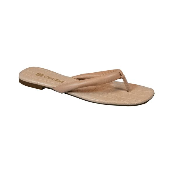 Sandalia-Rasteira-Crocodiles-Comfort-Areia-Tamanho--34---Cor--AREIA-0