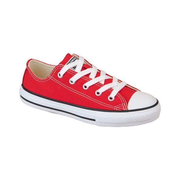 Tenis-All-Star-Converse-Infantil-Chuck-Taylor-Tamanho--26---Cor--VERMELHO-0