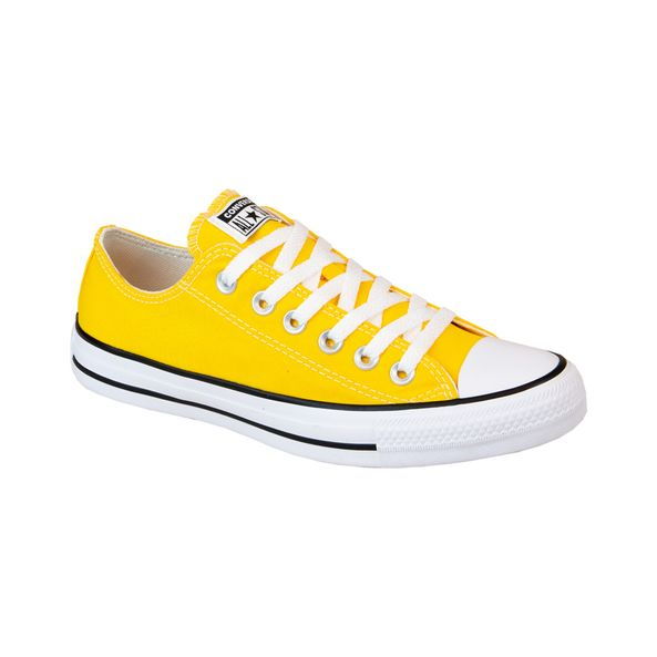 Tenis-All-Star-Converse-Original-Amarelo-Tamanho--33---Cor--AMARELO-0