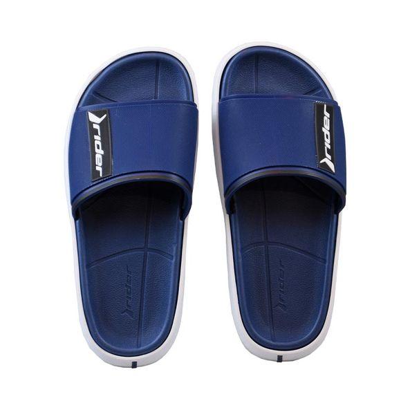 Sandalia-Slide-Rider-11738-Branca-e-Azul-Tamanho--39---Cor--BRANCO-0