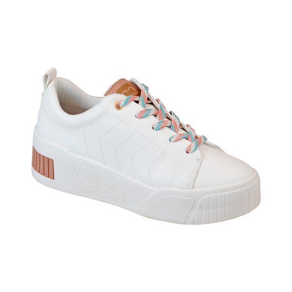 Tenis-Flatform-Cadarco-Colorido-Comfort-Branco-Tamanho--35---Cor--BRANCO-TOFU-0