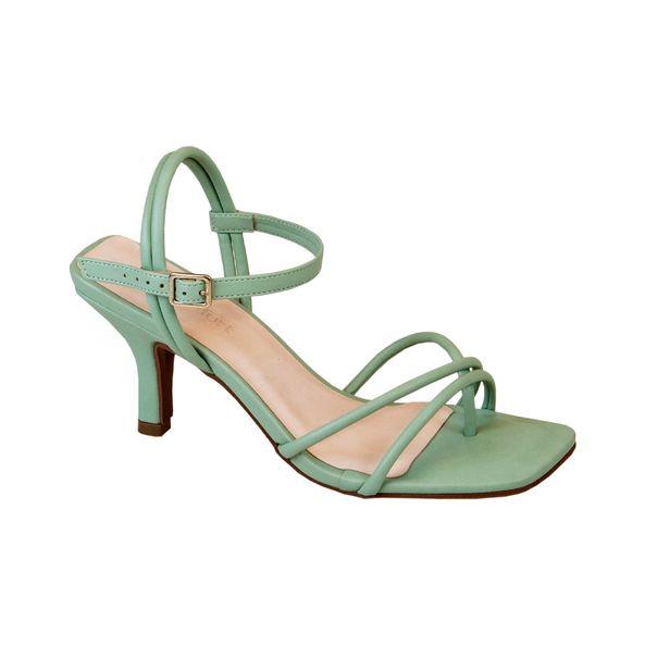 Sandalia-com-Tiras-e-Biqueira-Quadrada-Comfort-Verde-Tamanho--33---Cor--NUDE-0