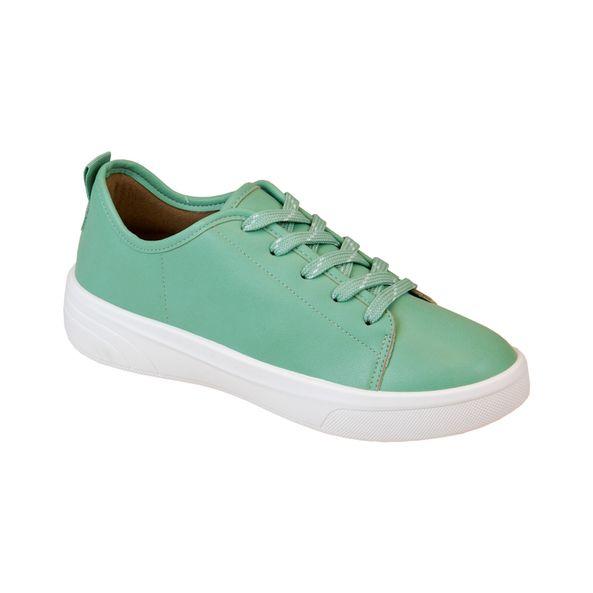 Tenis-com-Cadarco-Comfort-Verde-Tamanho--34---Cor--CAPIM-CIDRO-0