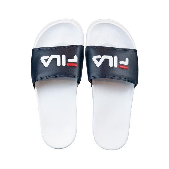 Chinelo-Fila-Slide-Drifter-Branco-Preto-Tamanho--39---Cor--MARINHO-0