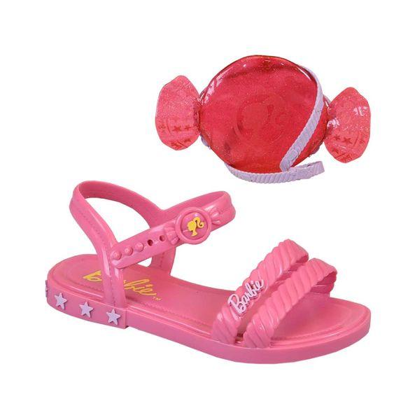 Sandalia-Barbie-Grendene-Rosa-Medio---Bolsa-Tamanho--23---Cor--ROSA-MEDIO-0
