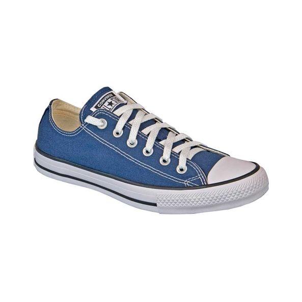 Tenis-All-Star-Converse-Casual-Unissex-Azul-CT00010003-Tamanho--38---Cor--MARINHO-0
