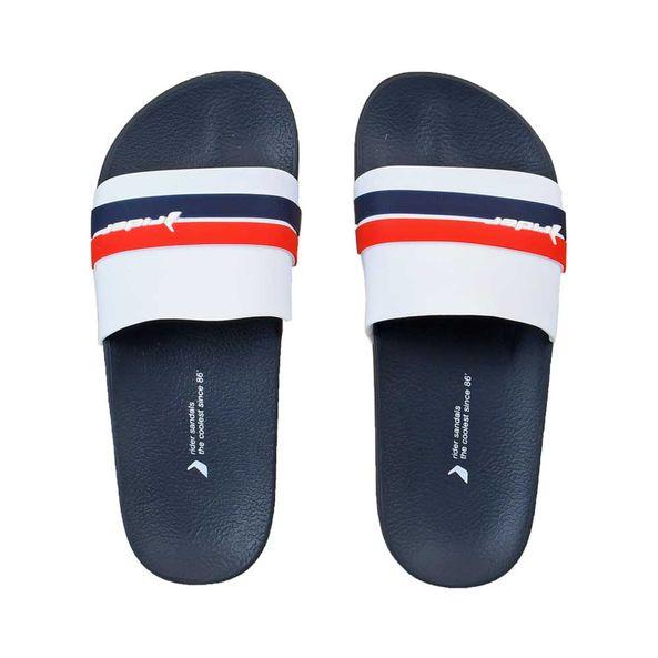 Chinelo-Slide-Rider-Azul-Branco-Vermelho-Tamanho--28---Cor--AZUL-0
