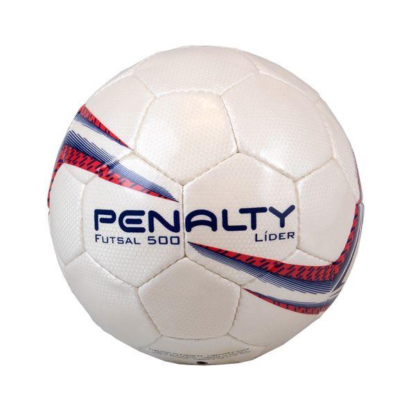 Bola-Penalty-Branco---Vermelho---Azul-Tamanho--UN---Cor--BRANCO-0
