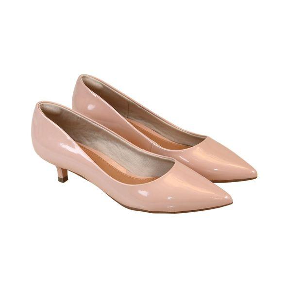 Scarpin-com-Curvatura-e-Salto-Fino-Comfort-Rosa-Ballet-Tamanho--33---Cor--ROSA-BALLET-0